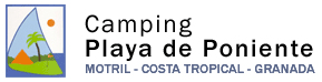 Camping Playa Poniente
